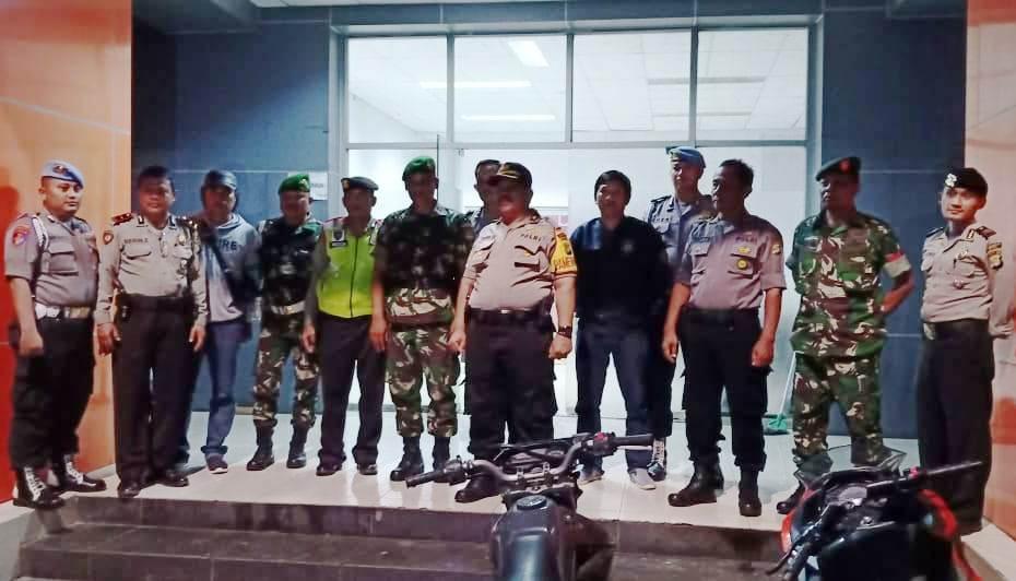 Photo of Jelang Pemilu 2019, Polsek Cikarang Timur Perketat Pengamanan