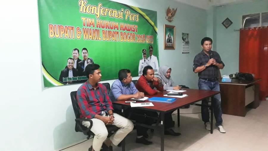 Photo of Gugatan Perdata Ade Jaro-Inggrid Kansil Ditolak PN Cibinong