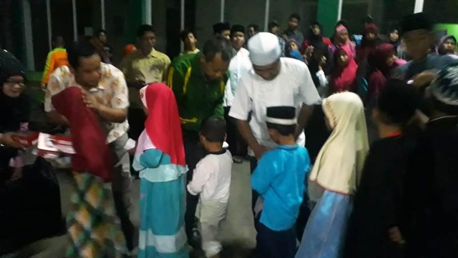 Photo of UPT Pengolahan Persampahan Wilayah IV Santuni Yatim Piatu