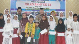 Photo of Hadiri Milad BKMT, Bupati Safrial Minta Anggota Sukseskan Pembangunan