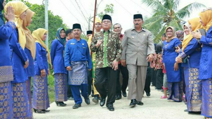 Photo of Pemkab Tanjab Barat Sambut Kuker Gubernur Jambi