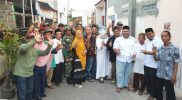 Tradisi Unik di Bekasi, Warga Arak Calon Ketua RW dan RT