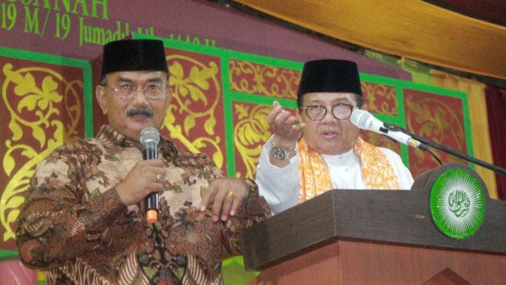 Photo of Wabup Amir Dampingi Kuker Plt Gubernur Jambi Di Desa Sri Agung
