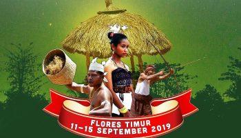 Festival Lamaholot Flores Timur 2019 Segera Dimulai