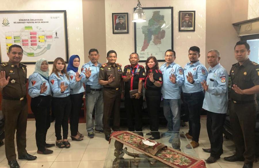 Photo of Kejaksaan Negeri Bekasi Sambut Baik Kehadiran PANNA Kota Bekasi