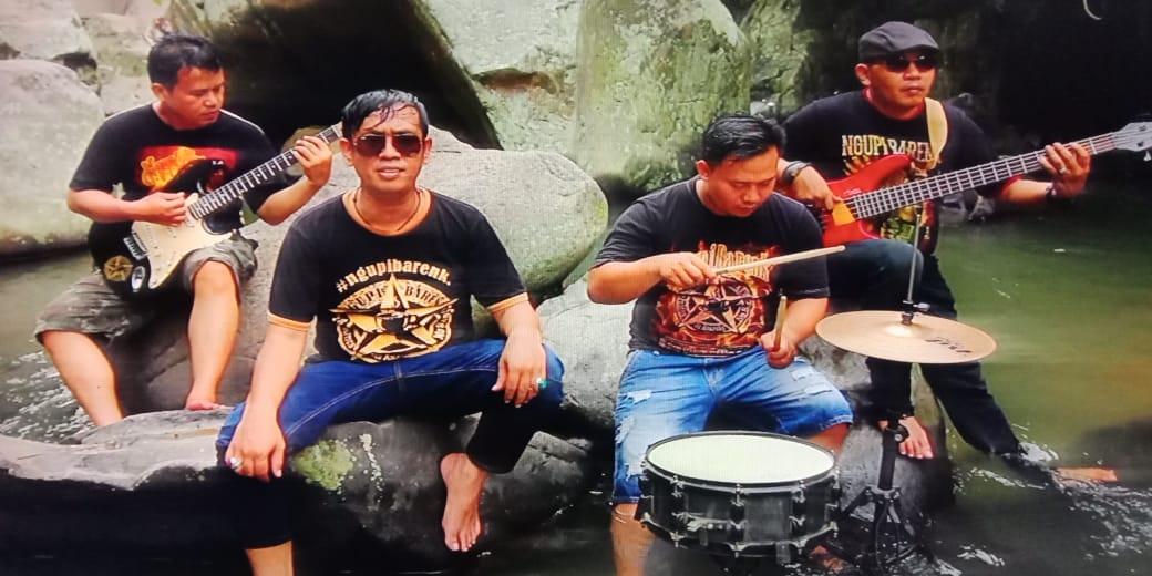 Photo of Lagu Markonah Buktikan Eksistensi Band Ngupi Barenk
