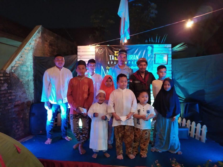 Photo of Santunan Anak Yatim Warnai HUT Kelima KPA Cempala