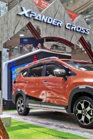 Hadir di Cibubur, Mitsubishi Motor Berikan Promo Menarik