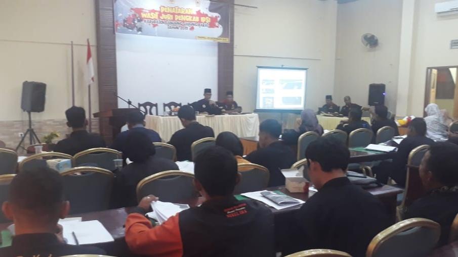 Photo of Tingkatkan Kualitas, IPSI Tanjab Barat Gelar Penataran Calon Wasit