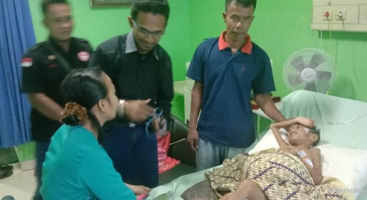 Photo of Program Peduli Kasih FPII Riau Jenguk Anak Penderita Tumor