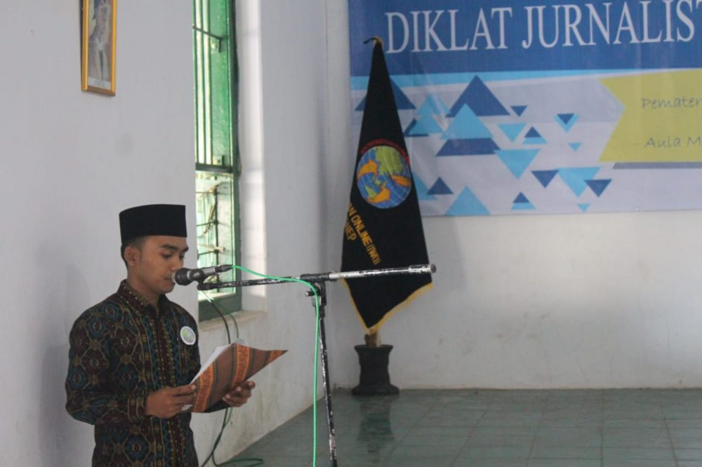 Photo of Kapolres Turut Berduka Cita Wakil Ketua IWO Sumenep Meninggal