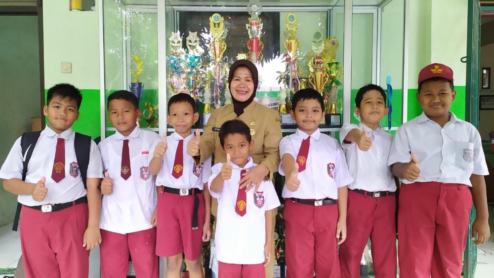Photo of Ini Implementasi Deklarasi Sekolah Ramah Anak di SDN Sepanjangjaya VI