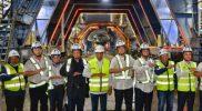 Menhub Optimis Kereta Api Cepat Jakarta Bandung Beroperasi Akhir 2021