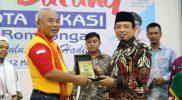Gerakan Peduli Yatim Jadi Program Baru Kota Bekasi dari Bengkulu