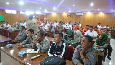 Photo of Wabup Amir Sakib Buka Rakor Penanggulangan Bencana