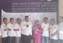 Photo of Kelurahan Senyerang Deklarasi Komitmen Progam Kelana