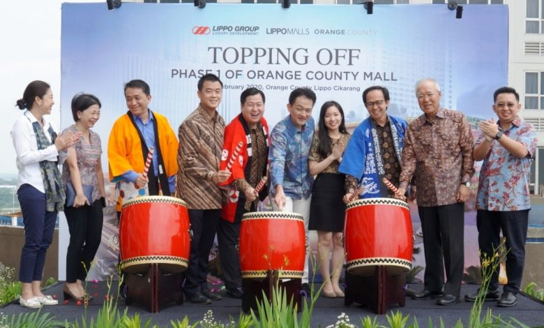 Ikon Baru di Timur Jakarta, Orange County Mall Operasi Tahun Ini