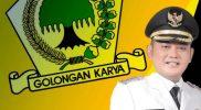 Rekomendasi Golkar, Tuti Yasin dan Dahim Arisi untuk Wakil Bupati Bekasi