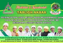 Photo of Siaga Covid-19 Tabligh Akbar GIBAS Cinta Rasul Ditunda