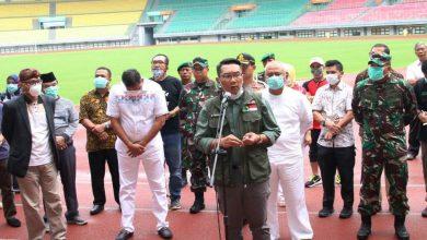 Photo of Tiga Stadion di Jawa Barat Bakal Dijadikan Lokasi Tes Covid-19