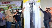 Bilik Disinfektan Canggih BDC04 dengan Sinar UV Diterima Kota Bekasi