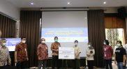Satgas Covid-19 BUMN Jawa Barat Salurkan Bantuan di 11 Wilayah