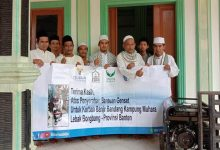 Photo of Mentari Ilmu Charity dan Teladan Foundation Pulihkan Musholla
