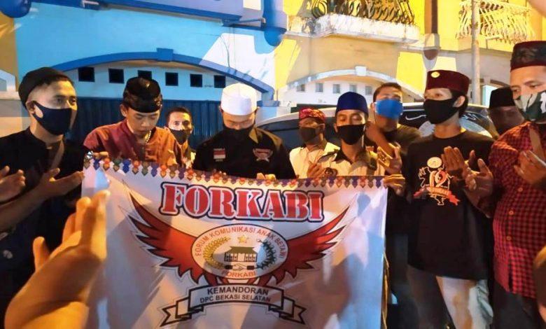 Ketua Forkabi Bekasi Selatan Muhammad Ato