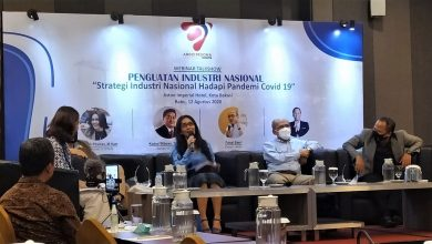 Photo of Gelar Webinar Talkshow, KPPU Bahas Strategi Penguatan Industri Nasional