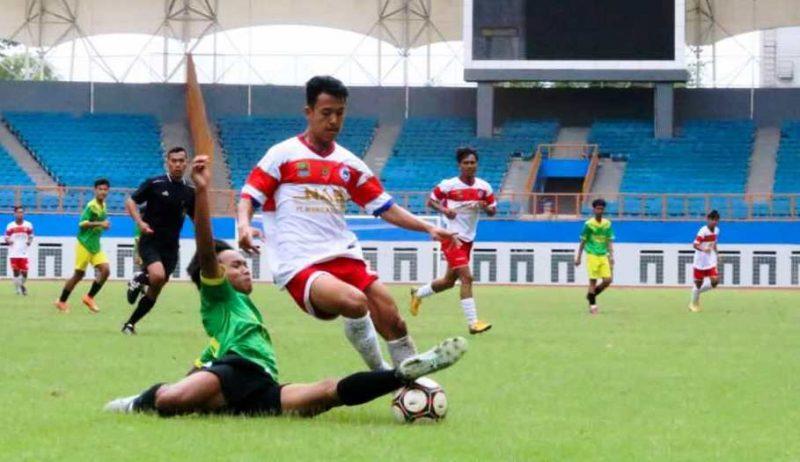 Tim Sepakbola Kabupaten Bekasi.