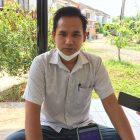 Samsur Rijal S.H., M.H selaku kuasa hukum warga Perumahan Mahkota Cimuning, Bekasi saat ditemui awak media dikediamannya, Rabu (1/9/2021).
