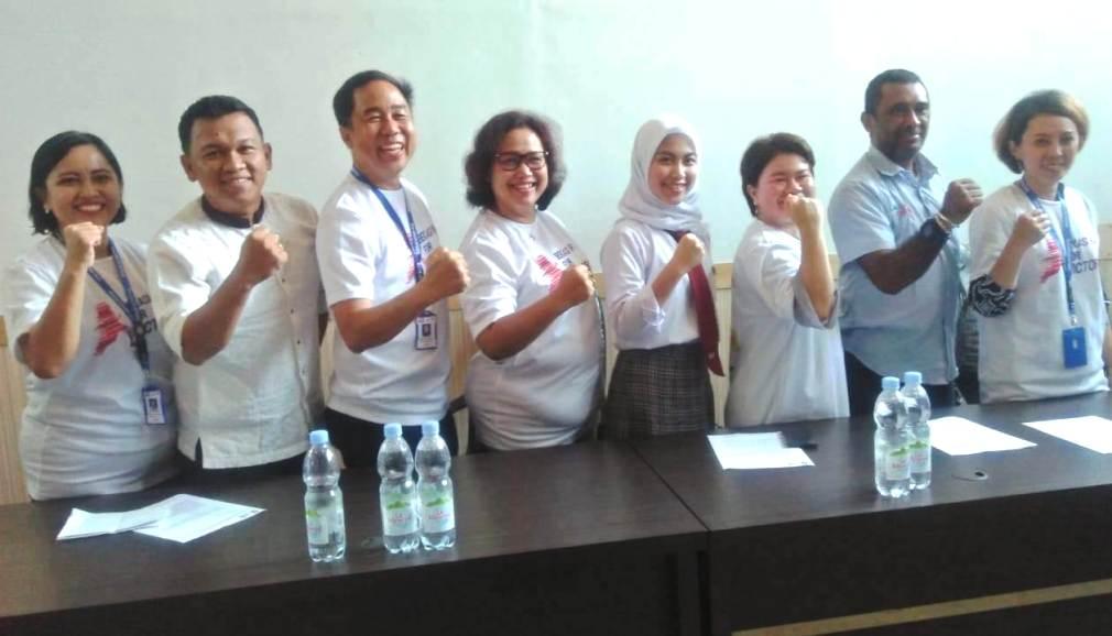 Photo of Agenda CFD Pekan Ini, Bekasi Run for Victory
