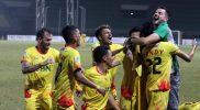 Bhayangkara FC Menang, Madura United