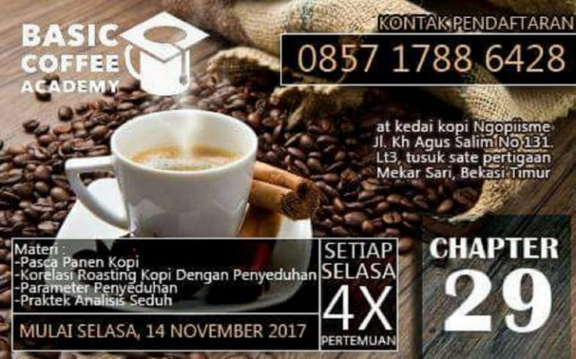 Photo of Basic Coffee Chapter 29