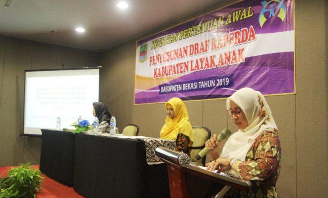Photo of Bekasi Susun Raperda Kabupaten Layak Anak