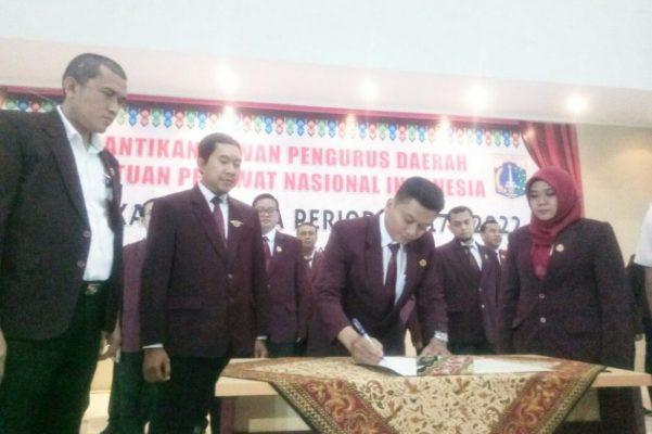 Photo of Resmi Dilantik, DPD PPNI Jakarta Utara Diharapkan Bekerja Optimal