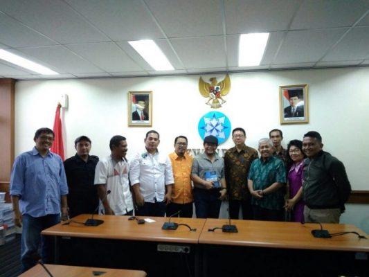 Photo of Dewan Pers Berharap IWO Bantu Tugas Uji Kompetensi Wartawan