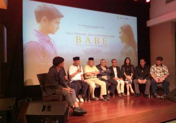 Photo of Film BABE dari Leiden ke Bekasi Sambut HUT Kota Bekasi ke 22