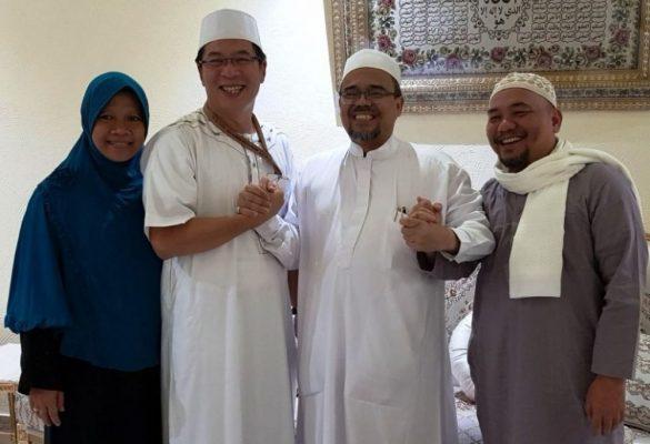 Photo of Temui Habib Rizied, Nur Supriyanto Diberikan Amanah Ini