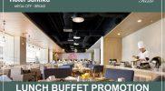 Hanya Sampai November, Makan Siang Sepuasnya di Hotel Santika
