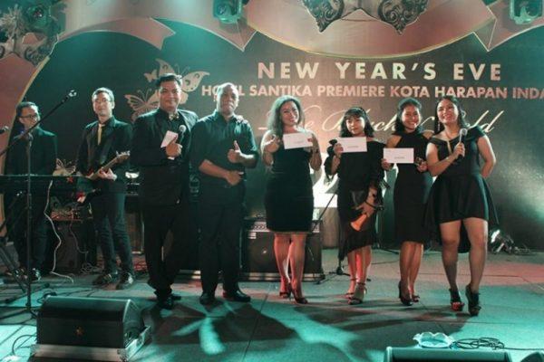 Photo of Hotel Santika Premiere KHI Sajikan Perayaan Spektakuler Pergantian Tahun
