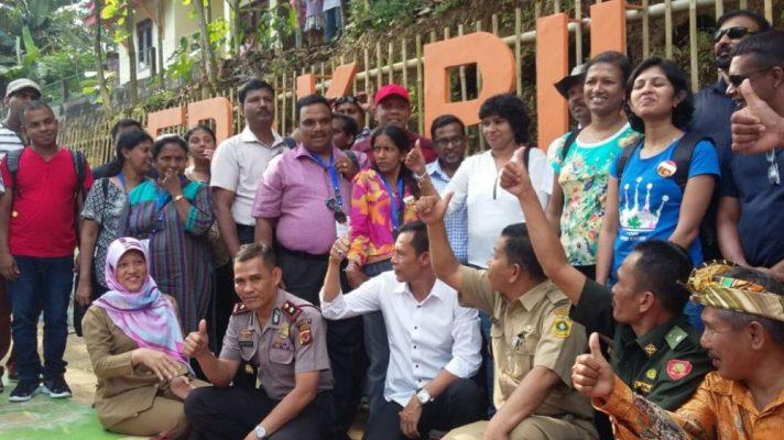 Photo of Soal Sampah, Karang Taruna Bendungan Kedatangan Tamu dari Sri Lanka