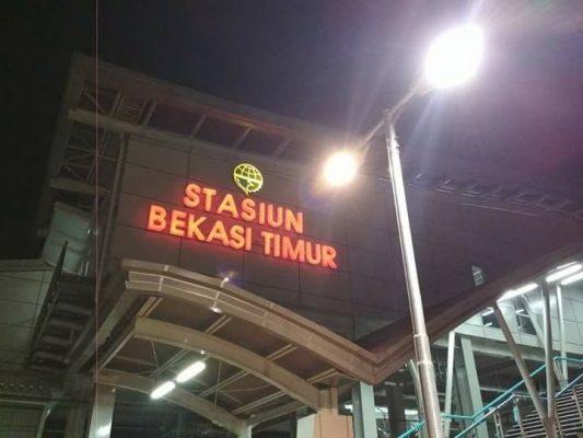 Oktober 2017, Stasiun Bekasi Timur Mulai Beroperasi