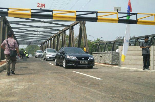 Photo of Setelah 10 Tahun, Jembatan Penghubung MM2 100-EJIP Dibuka