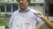 Ketua DPC Partai Hanura Kota Bekasi, Syaherallayali