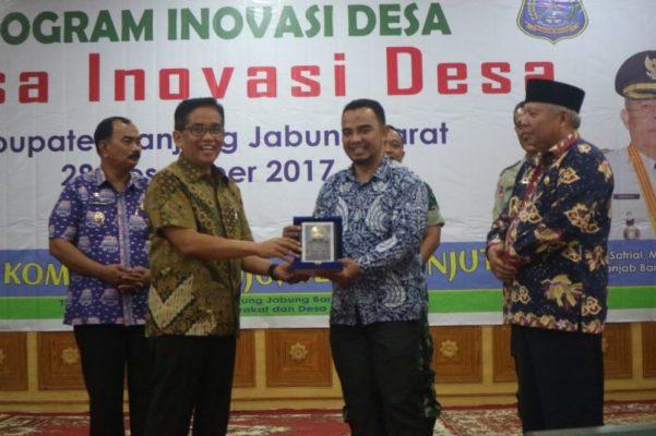 Photo of Safrial Resmikan Pembukaan Bursa Inovasi Desa