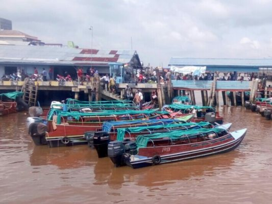 Photo of Gelombang Laut Kembali Normal, KSOP Kuala Tungkal Cabut Peringatan