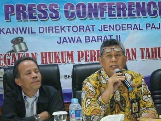 Photo of Kanwil DJP Jawa Barat II Batalkan Penyanderaan 2 Wajib Pajak Senilai Rp35,5 Miliar