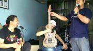 alat musik lokal - syukey instrument
