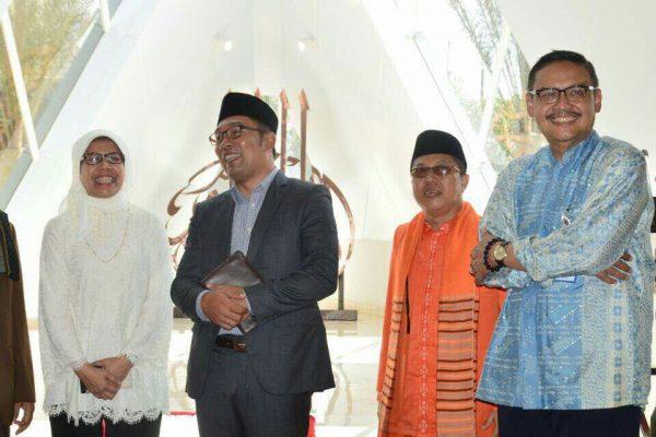 Photo of Didesain Ridwan Kamil, Masjid Terbesar Rest Area Tol Jasa Marga Diresmikan Hari Ini